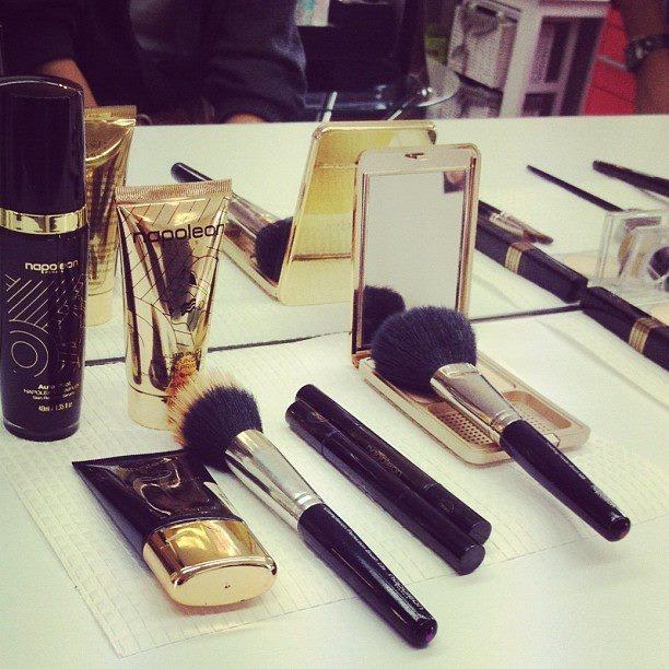Lingerie Makeup