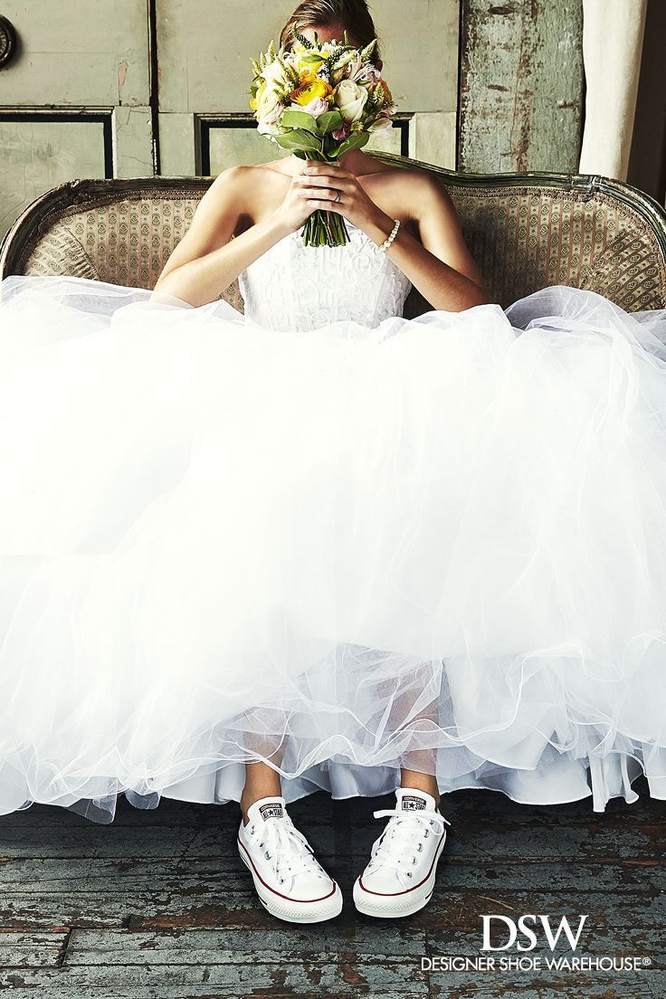 Thoseshoes That Have Everyone Talking About Your Big Day Style Converse Wedding Shoes Wedding Converse Wedding Sneakers