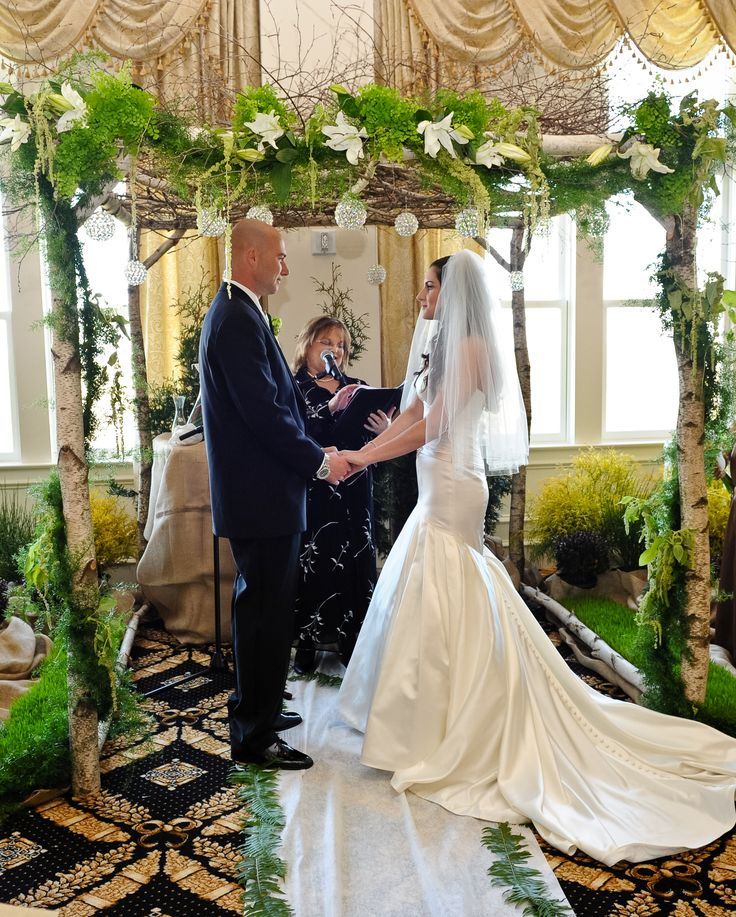 Jewish Wedding Altar Called: 29 Best Images About Arbor Decorating Ideas On Pinterest