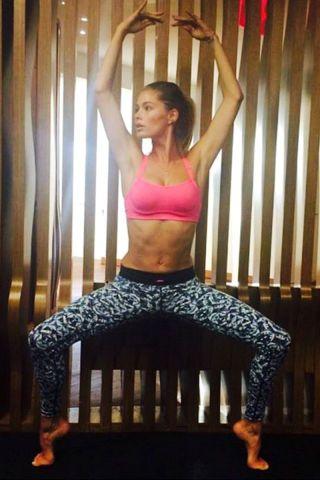 The 17 best model workouts on Instagram—from Gigi Hadid to Gisele Bundchen.