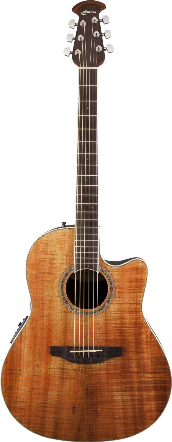find a selection of OVATION GUITARS including this OVATION CS24P-FKOA ACOUSTIC-ELECTRIC GUITAR-FIGURED KOA at jsmartmusic.com