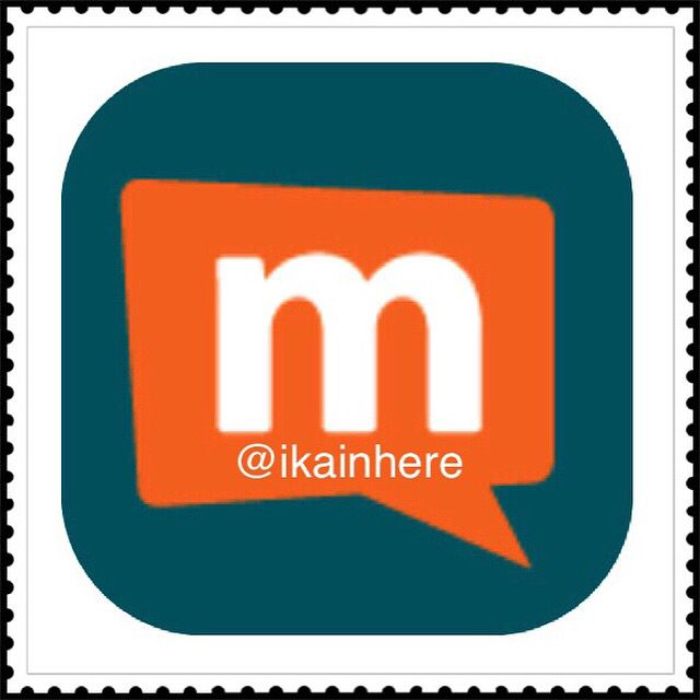 #migme the best social media. Follow @ikainhere on migme