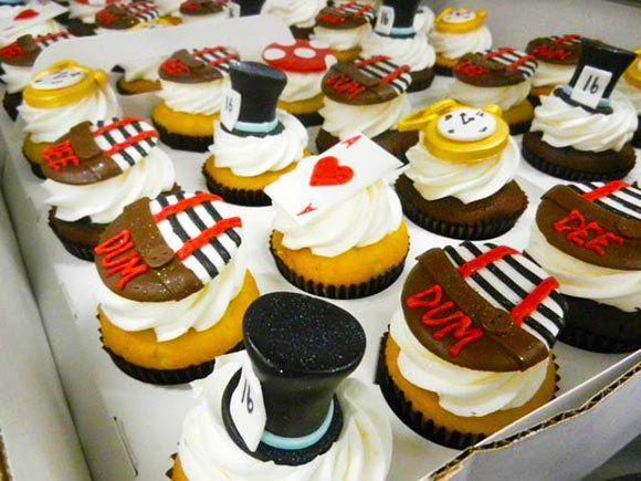 Cupcakes da Carlo's Bakery