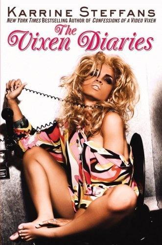 The Vixen Diaries  by Karrine Steffans