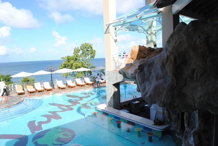 Swim up bar at sandals janineferko certified sandals for 2 mid america plaza oakbrook terrace