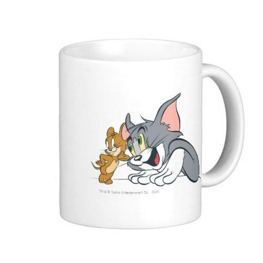Los mejores brotes de Tom y Jerry. Regalos, Gifts. #taza #mug