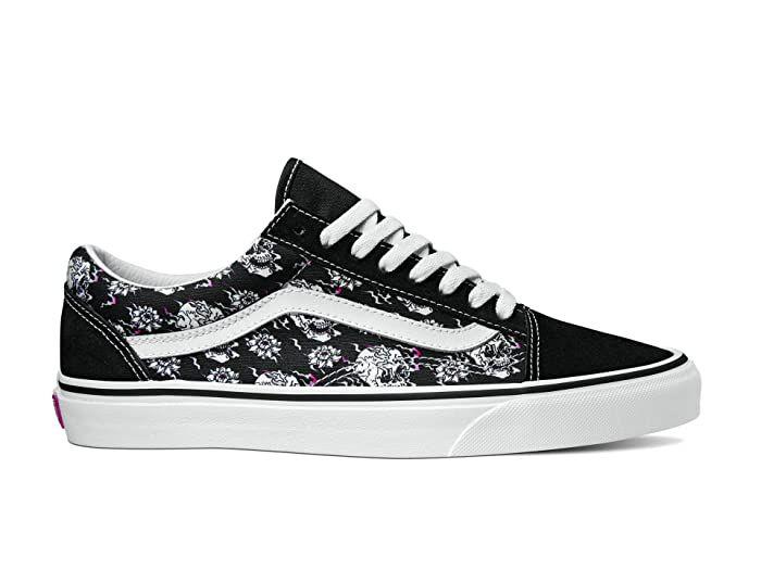Skate shoes, Vans old skool