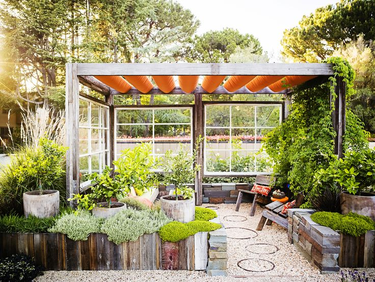 5 Stunning Ideas For Outdoor Rooms