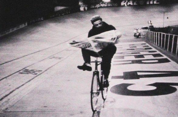 Henri Cartier-Bresson al Vélodrome d'Hiver