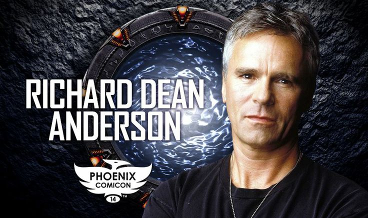 Coming to Phoenix Comicon fresh from another galaxy (or possibly parachuting in on a sail made out of chewing gum wrappers) will be Richard Dean Anderson! Known for his portrayal of MacGyver on the television show of the same name, Richard Dean Anderson is also known to a large number as Jack O'Neill from Stargate! We are excited to welcome him to Phoenix Comicon 2014!
