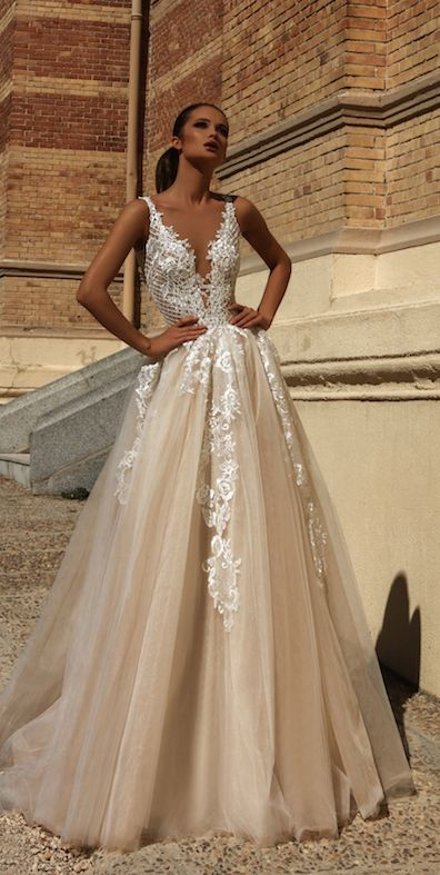 Courtesy of Victoria Soprano Wedding Dresses The One Collection