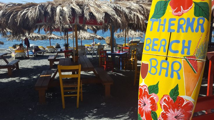 Therma Beach Bar, Kos Island