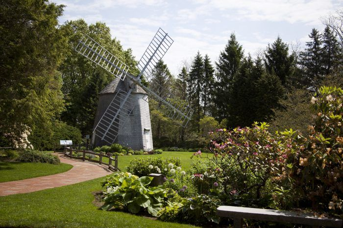 Picnic spots in Massachusetts. Pictured: Heritage Museums & Gardens, Sandwich, MA.