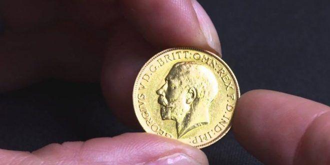 بيع عملة ذهبية نادرة للملك البريطاني إدوارد الثامن بمليون جنيه استرليني Personalized Items Blog Posts Coins