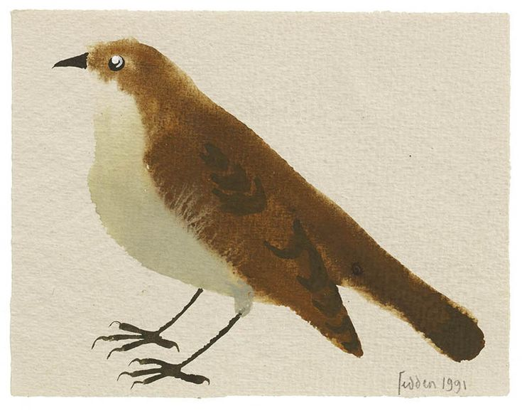 Mary Fedden | Little Bird