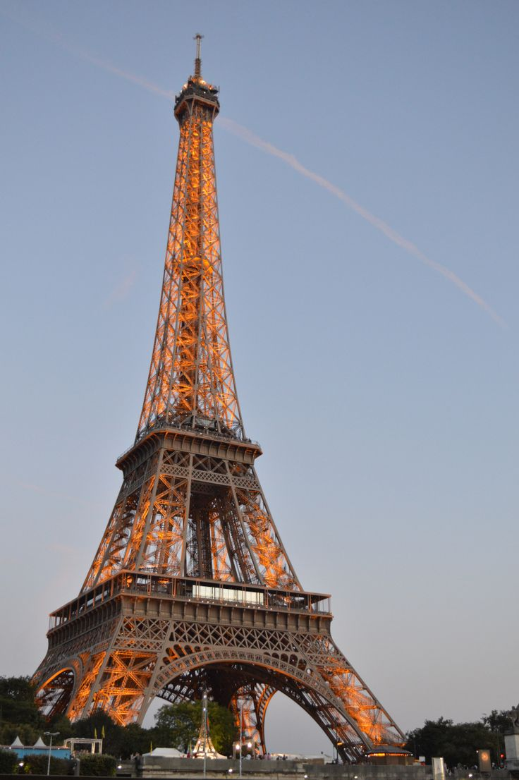 Exploring a world wonder:The Eiffel Tower and cruising along the river Seine.