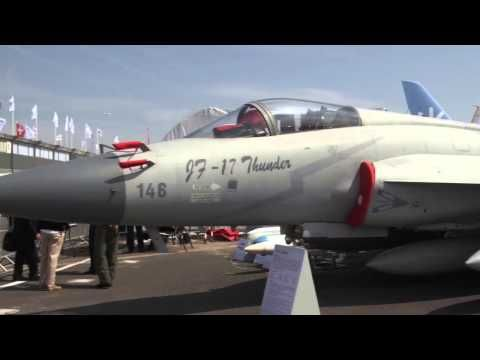 Jf 17 Thunder Performing in France 2015 Pakistan Defence