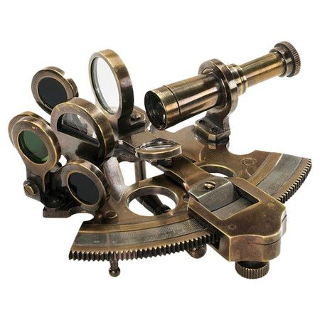 how to use the marine sextant