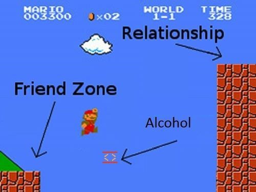 21 Friend Zone Memes That Know How You Feel 36 - https://www.facebook.com/diplyofficial