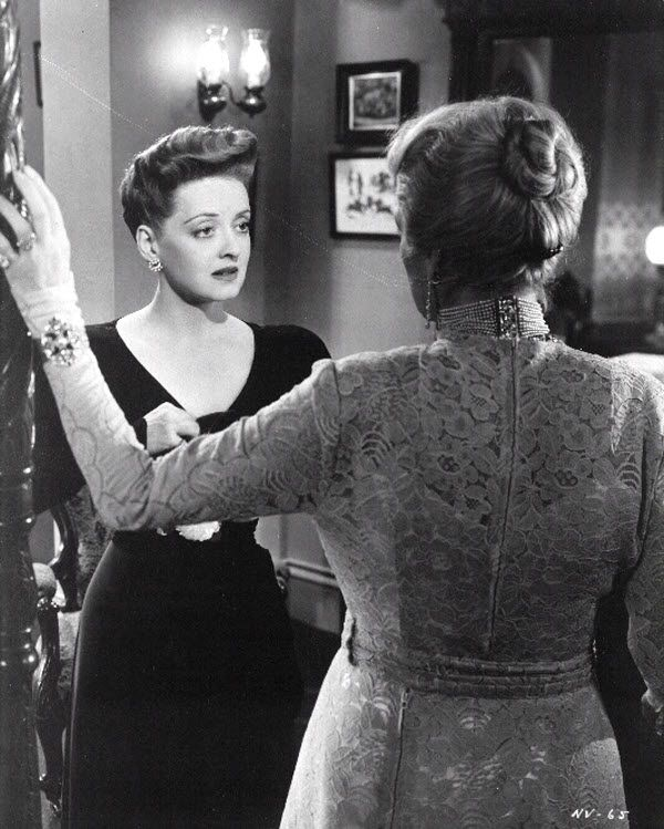 """Now Voyager: When confronted with escalating threats by her mother, Charlotte says, """"Dr. Jackwith says tyranny is part of the maternal instinct."""" I was instantly challenged as a mother to realize when the fear of losing control was causing me to """"up the ugly"""" in a vain effort to regain it... and I found instant forgiveness for times when my mother had done the same thing to me."""