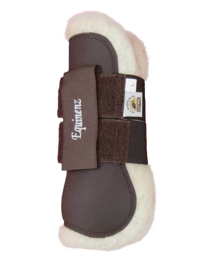 Ashbree Saddlery - Equinenz - Open Front Jump Boot, $59.95 (http://www.ashbree.com.au/for-the-horse/boots-bandages/jumping/equinenz-open-front-jump-boot/)