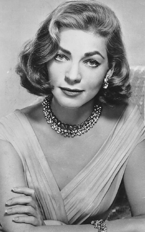 The Nifty Fifties — Rest in peace, Lauren Bacall.