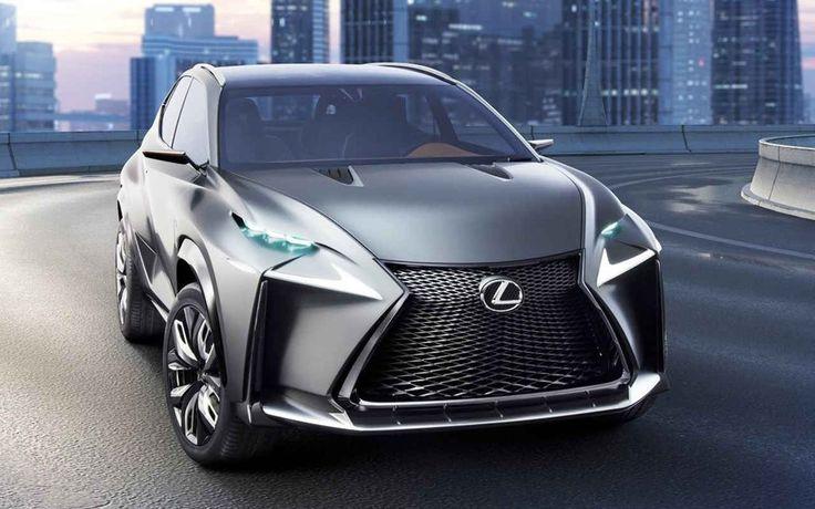 2018 Lexus NX F sport - http://www.carmodels2017.com/2017/02/13/2018-lexus-nx-f-sport/