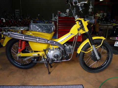 モノチリンドロ AGバイク CT110