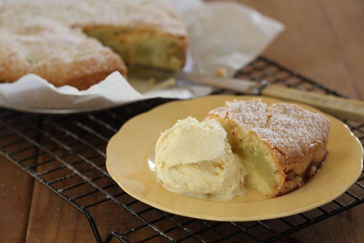 Apple Tea Cake