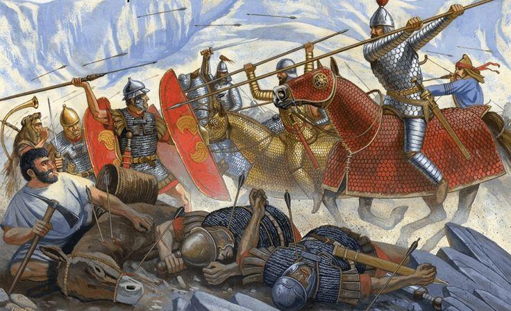Batalla de Carras