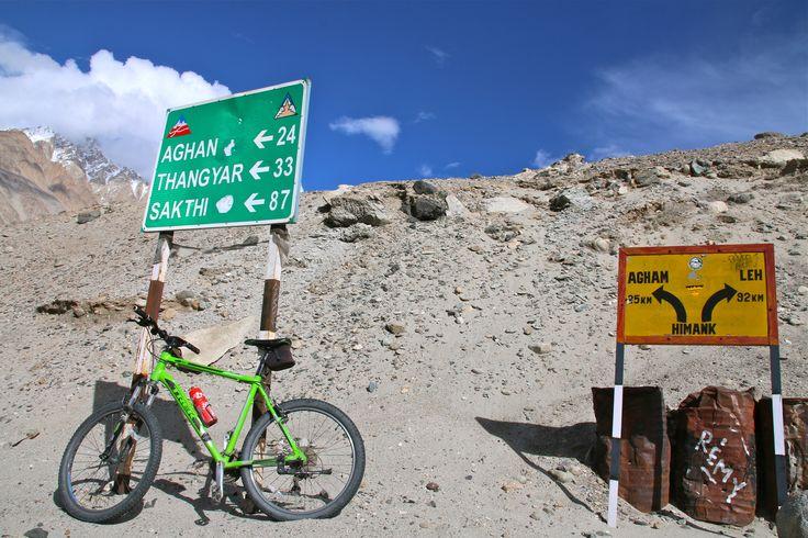 somewhere in Nubra Valley, Ladakh