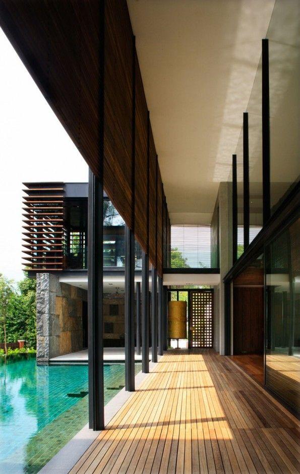 Landscape House-K2Ld Architects-plusmood 05