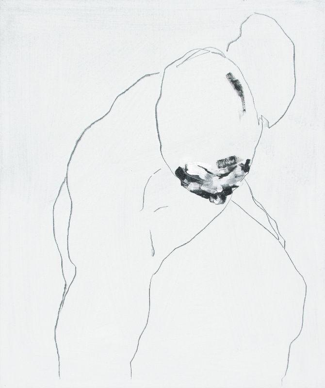 Man, Rising by Derek Overfield 2013