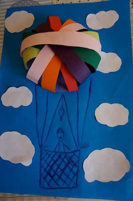 Lot balonem | Kreatywnie w domu