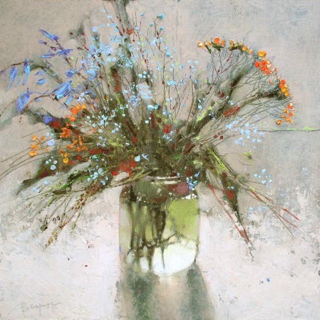 """Lobareva Veronika. """"The wildflowers"""""""