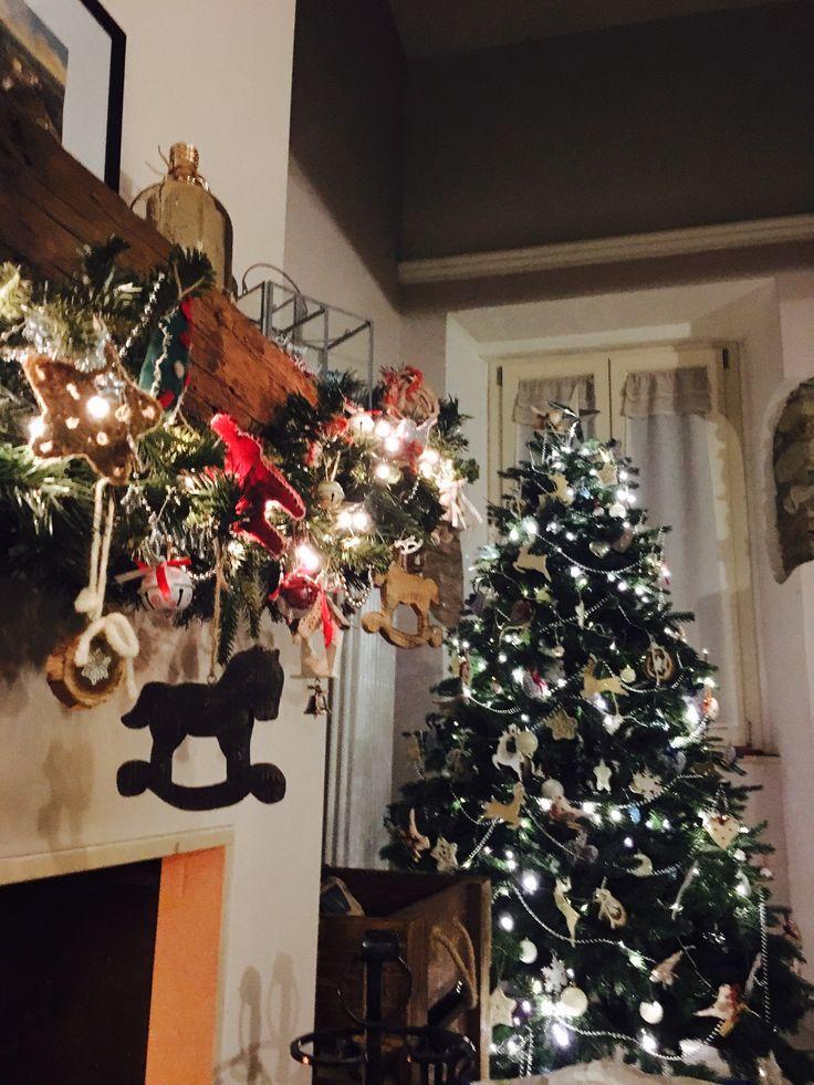 Christmasdecor christmastree atmosfere natalizie cozyhome heartmade