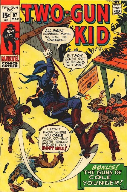 Two-Gun Kid #97 (Marvel Comics)