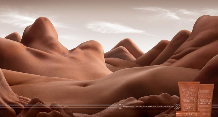 Bodyscapes 2 / Dollar Shave Club