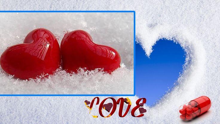 С Днем Святого Валентина! С Днём всех влюбленных! Открытка