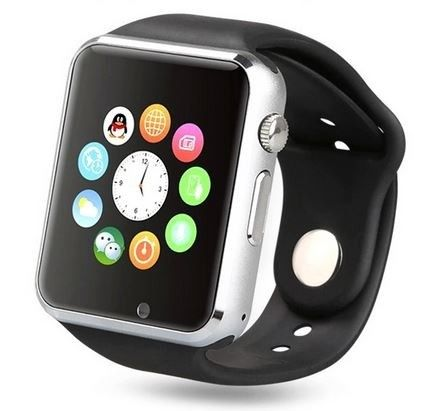 Smart Watch Reloj Celular Inteligente Android Camara Sim W8