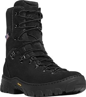 Danner 18050 Black Wildland Tactical Firefighters 8-inch Boots - Botach