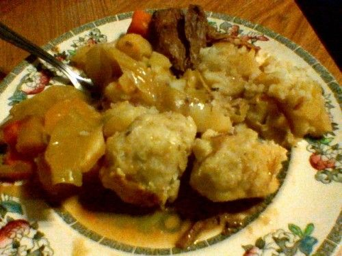 Dough Boys Newfoundland Recipe. Cookbook of Traditional Newfoundland Meals by Newfoundland.ws
