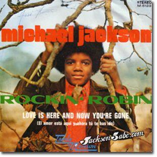 michael jackson rockin robin