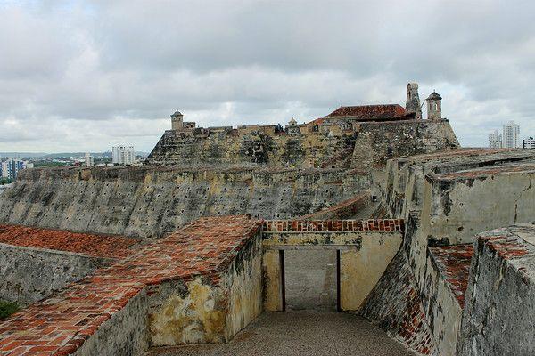 Castillo San Felipe de Barajas (Cartagena, Colombia)