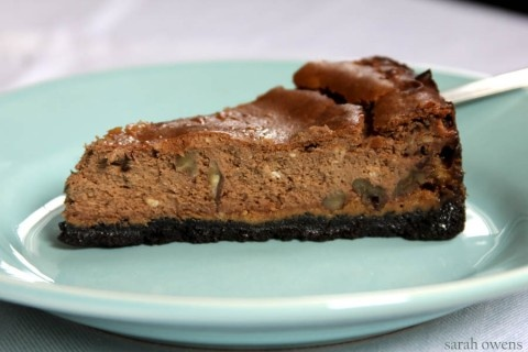 Chocolate Turtle Cheesecake...Oh my! | RECIPES: CHEESECAKES | Pinter ...