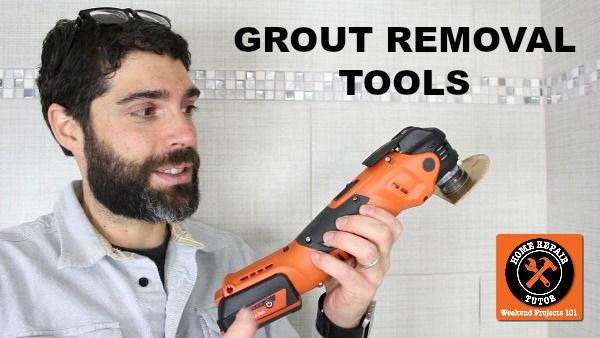 Grout removal tool selection is super important...if you don't want to spend hours on end trying to remove grout then this tutorial is for you