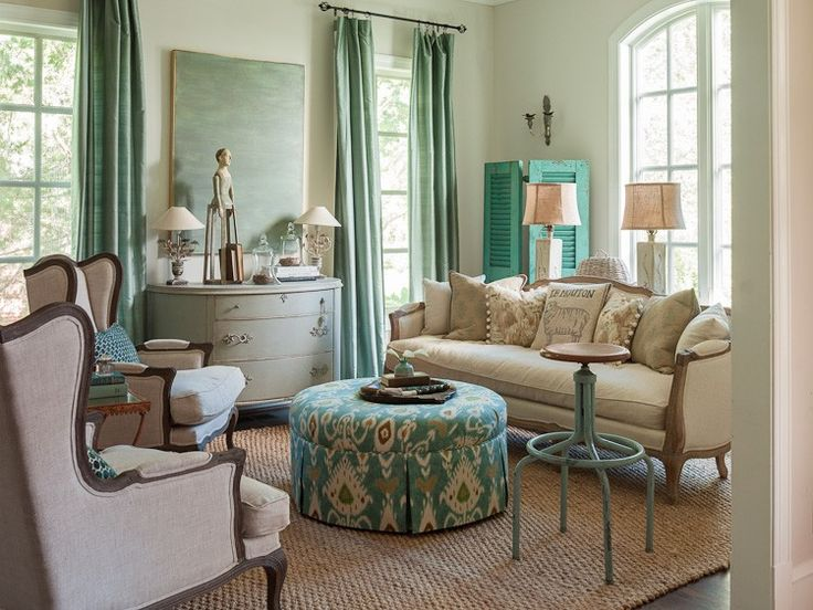 260 best Pretty Living Rooms images on Pinterest | Living spaces ...