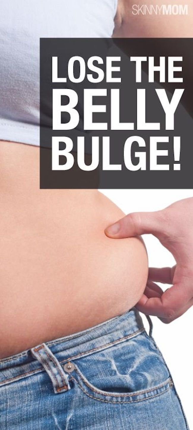 Sliming Methods for the Belly Bulge! The 11 Best Muffin Top Exercises