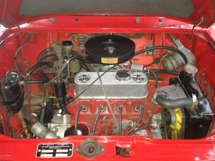 Bit of Engine Tinkering...