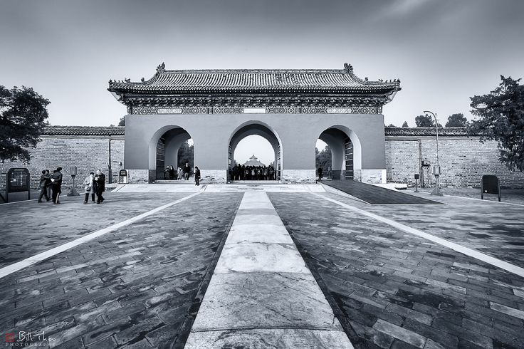 https://flic.kr/p/STiuUV | Temple of Heaven | Temple of Heaven, Beijing, China, November 2016.